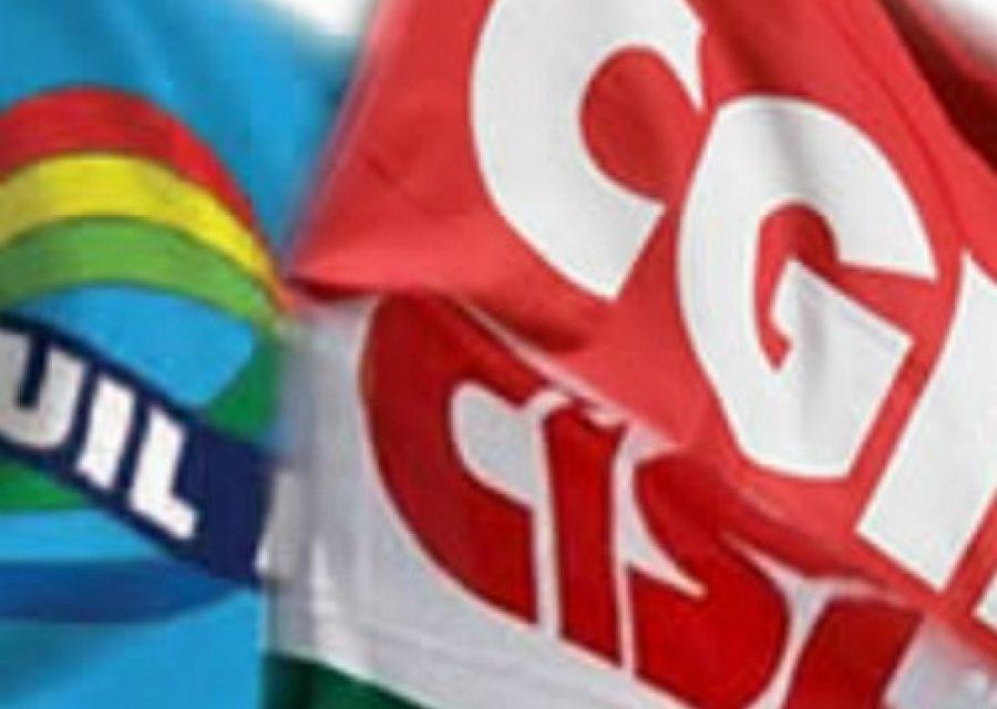 """Cgil, Cisl e Uil fanno un """"pacchetto"""" di domande ai candidati a sindaco"""