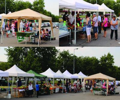 Festa con assaggi e animazione al mercatino della Cia