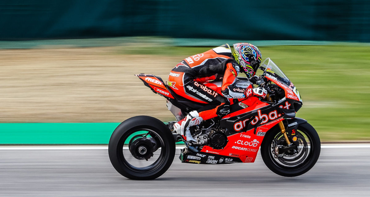 Superbike Imola: una Ducati in pole, ma è quella di Davies