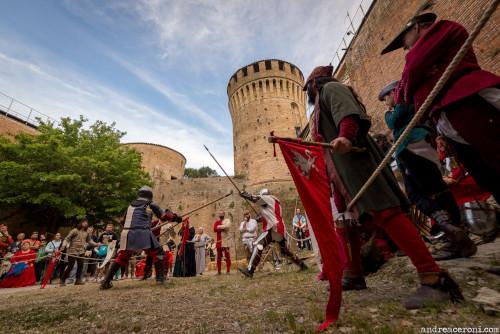 A Brisighella per due giorni torna il Medioevo
