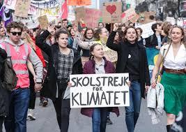 La Fiom è al fianco degli studenti per la giustizia climatica