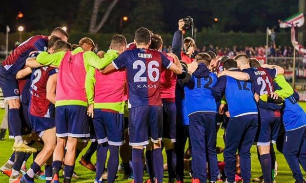 Calcio play off serie C: colpo del Piacenza, Imolese sconfitta in casa
