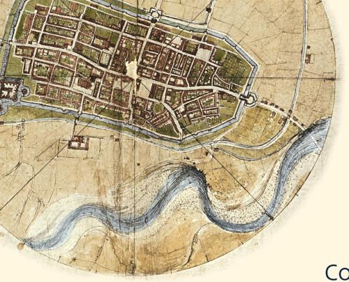 Da Leonardo a Google maps