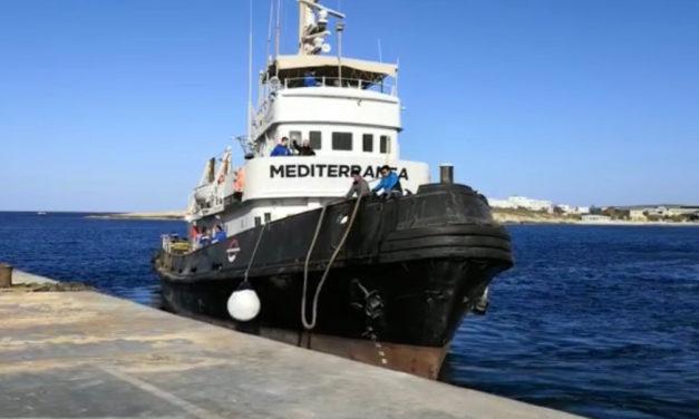 """Territori accoglienti, il progetto """"Mediterranea"""" si racconta"""