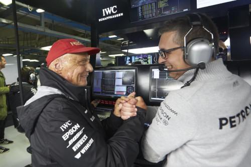 Niki Lauda, un ricordo