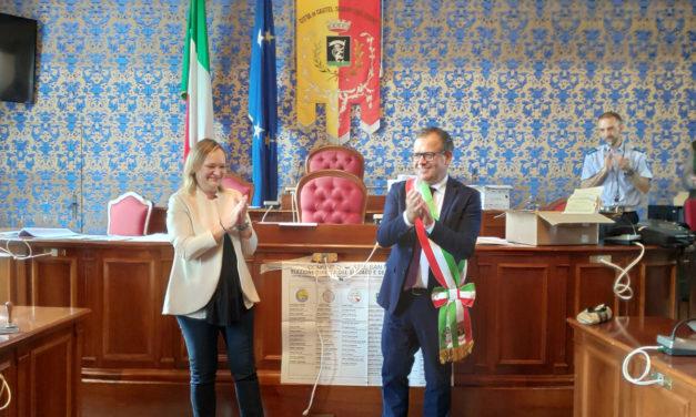 Castel San Pietro Terme: al via il secondo mandato di Tinti