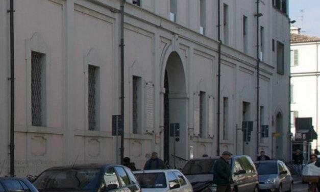 Lavori di ristrutturazione all'ospedale di Faenza