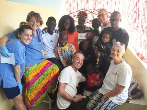 Kasomay, il racconto di una missione in Senegal