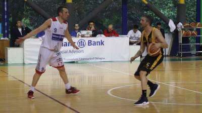 Serie C Gold, la Virtus Imola vince gara 1 delle semifinali play off