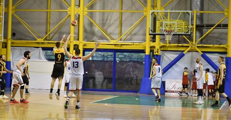 Basket serie C Gold, una bella Virtus soccombe a Bologna