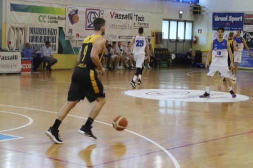Basket serie C Gold: la Virtus sbanca Ferrara e va in semifinale