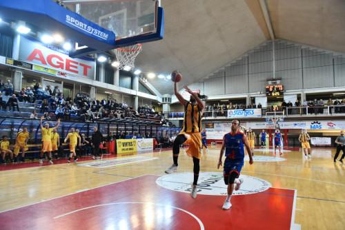 Basket serie C Gold, Virtus imola, una sconfitta che sa di beffa