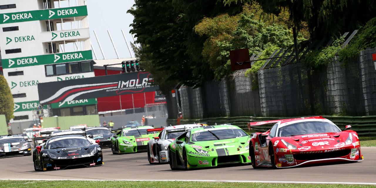 Tante gare all'autodromo per l'appuntamento con l'Aci Racing Weekend