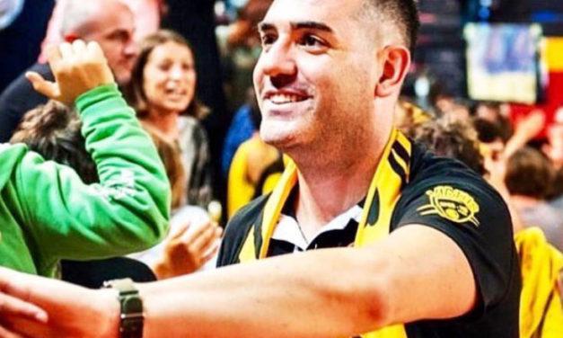 Basket, Davide Tassinari non sarà più l'allenatore della Virtus Spes