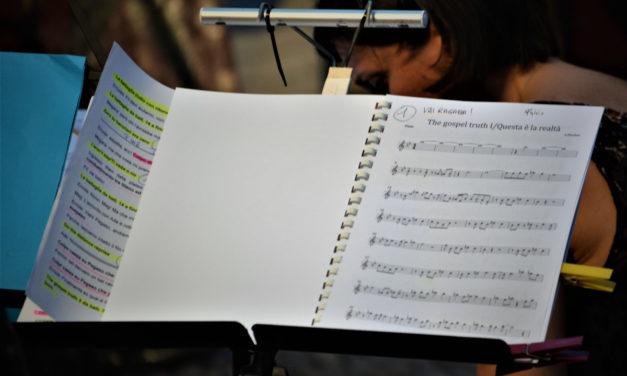 """""""Imola in musica"""", gli scatti… discreti di Verusca"""