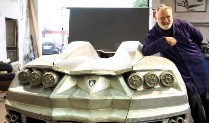 E' morto Moreno Filandi, artigiano e artista delle auto