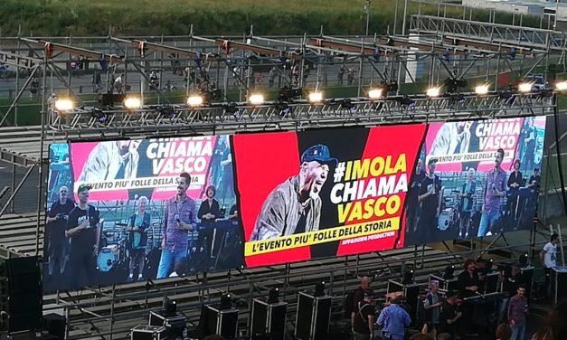 """Imola chiama Vasco, in 5mila all'autodromo per """"rivivere la favola"""""""