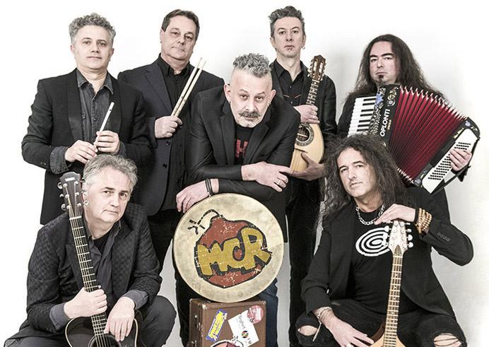 Due giorni all'insegna del Fiume diVino con i Modena City Ramblers in concerto