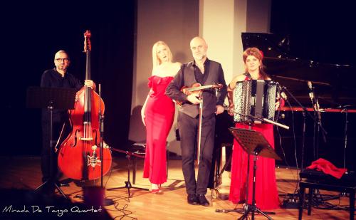 """A """"Il suono degli Angeli"""" il tango di Astor Piazzolla"""