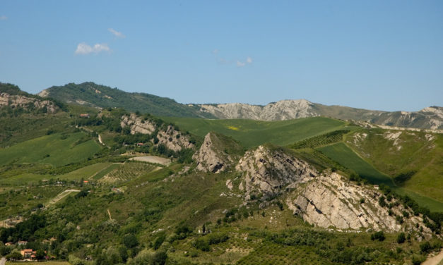 """Geovagando, """"paesaggi"""" naturali, artistici e musicali nella valle del Santerno"""