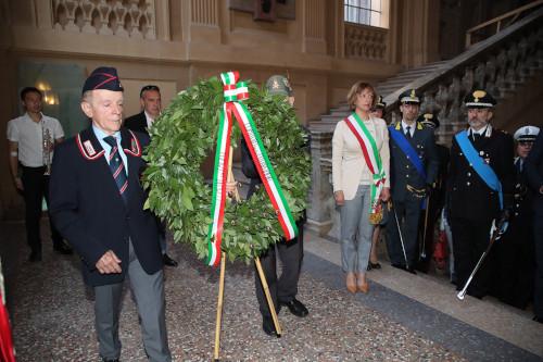 Imola, celebrata la Festa della Repubblica