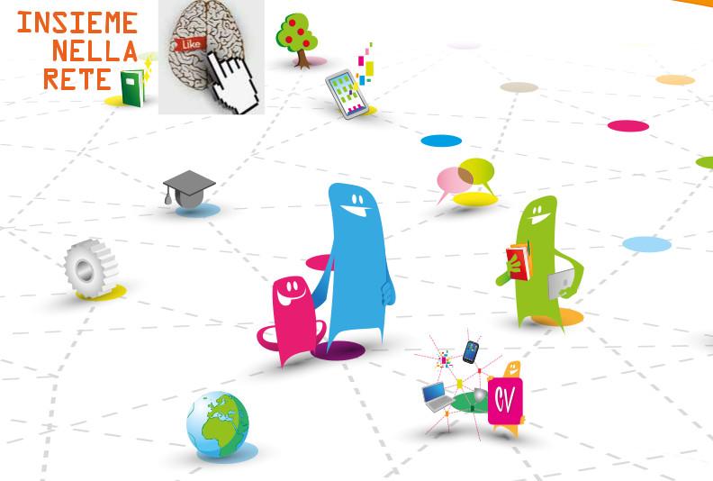 """""""Insieme nella rete"""" per una cittadinanza digitale"""