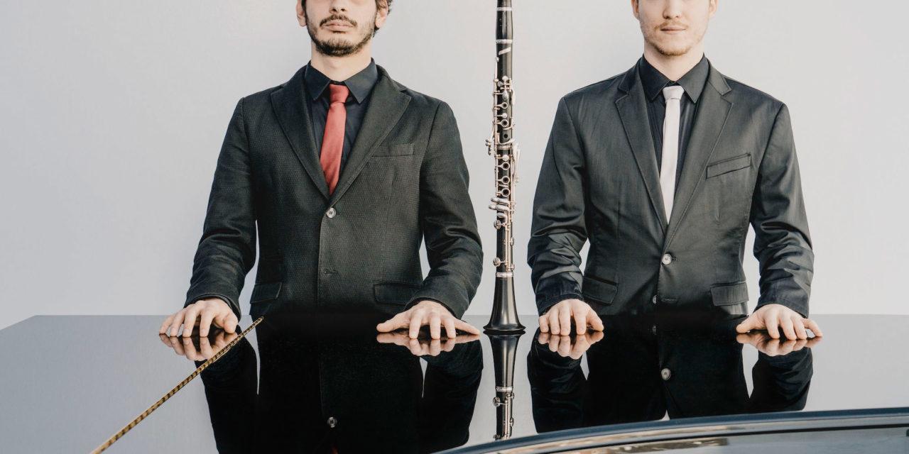 Concerto dell'eclettico Duo Ebano per l'Emilia Romagna Festival