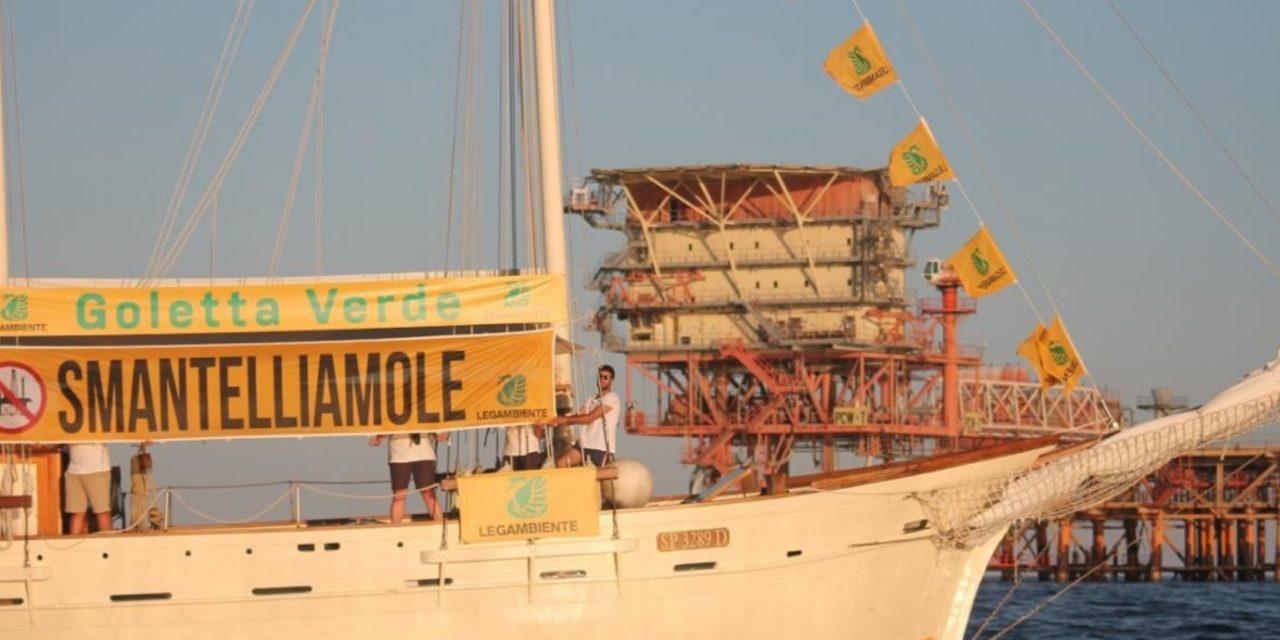 """Liberiamo il mare dalle """"fossili"""", iniziativa di Legambiente per l'Adriatico"""