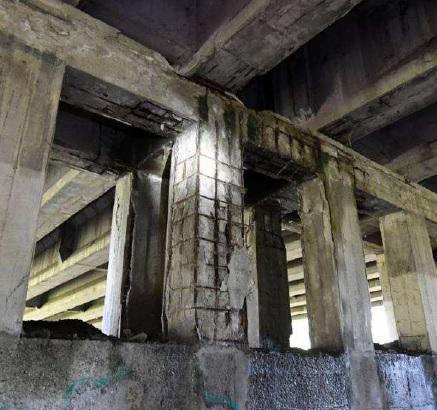 Bologna, lavori urgenti per il ponte Bacchelli