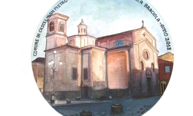 Sprint per presentare il piatto della Sagra Castellana della Braciola
