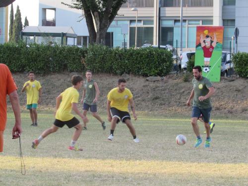 """""""24 ore di calcio"""", la maratona di Toscanella"""