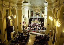 """""""La musica è sacra"""", concerto alla chiesa del Carmine"""