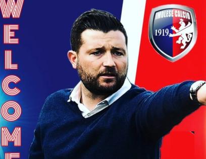 Calcio serie C: Federico Coppitelli è il nuovo allenatore dell'Imolese