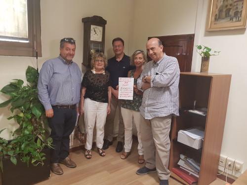 """Dalla """"Camminata sotto le stelle 2019"""" 1.420 euro alla Ginecologia di Imola"""
