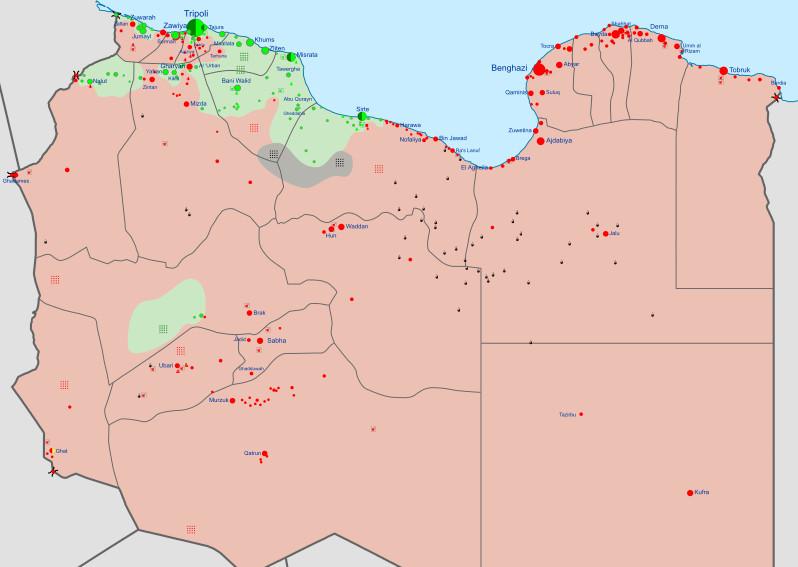 Una partita a scacchi in Libia (ovvero in Cirenaica, Tripolitania e Fezzan)