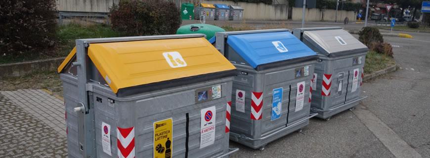 """""""Rivoluzione"""" con la raccolta differenziata dei rifiuti in centro storico"""