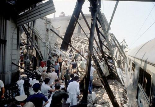 2 agosto 1980, a Bologna la strage alla stazione