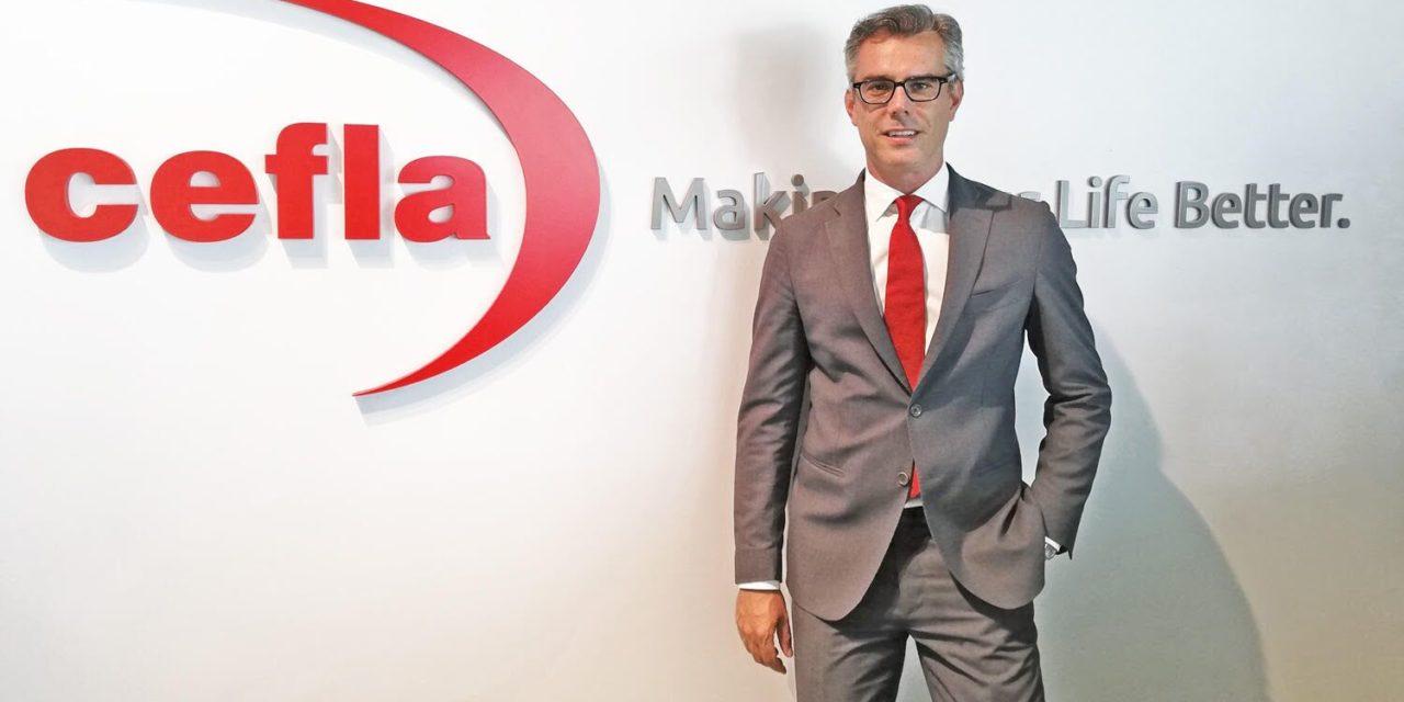 Federico Giva nuovo direttore delle Risorse umane della Cefla