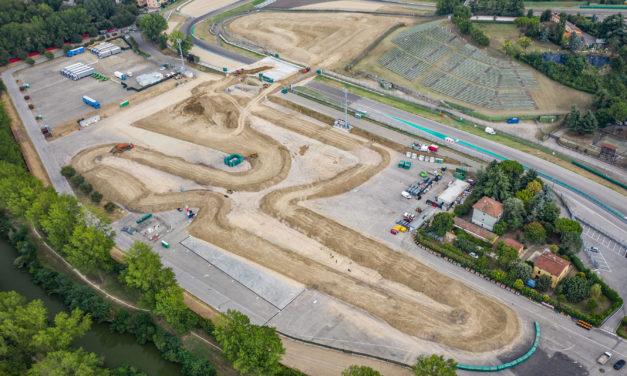 Mondiale Motocross, quasi completati i lavori sulla pista, incognita pubblico