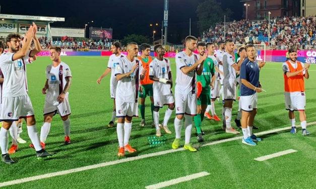Coppa Italia Tim, l'Imolese sconfitta dal Genoa 4 – 1