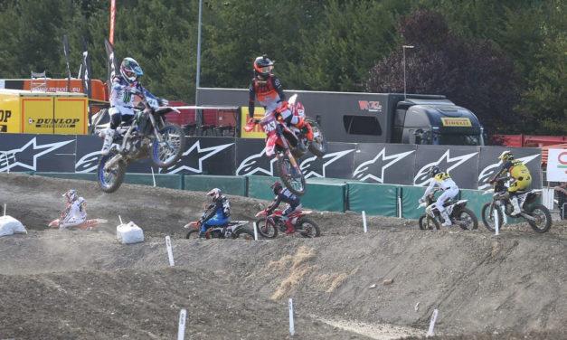 Motocross Imola, Tim Gajser si laurea campione del mondo della MXGP