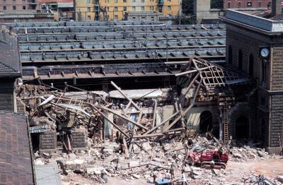 Imola ricorda le vittime della strage alla stazione del 2 agosto 1980