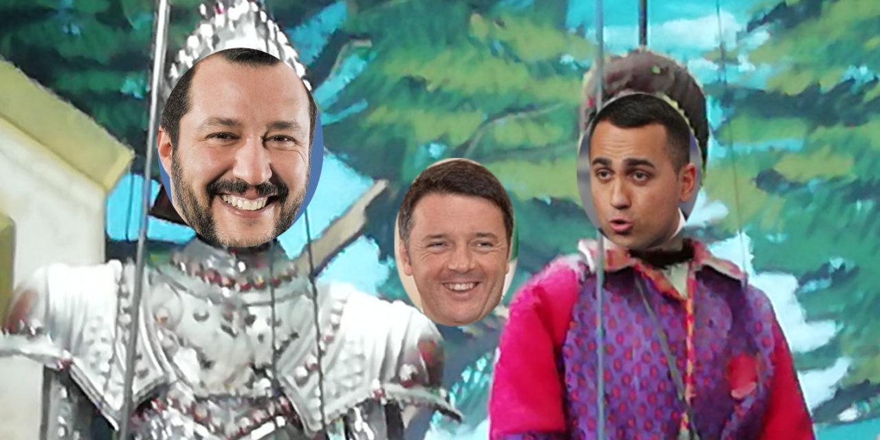 """COMMENTO: """"Tragi-commedia di mezza estate"""""""