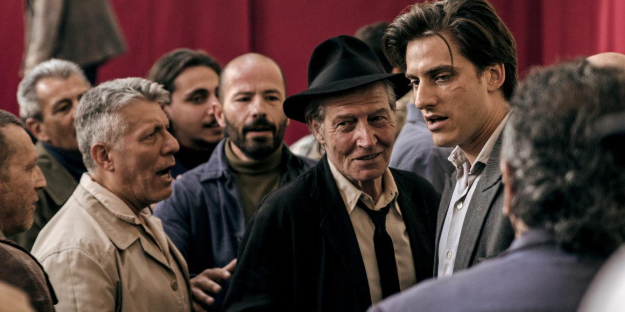 Secondo film italiano in concorso, Martin Eden di Pietro Marcello