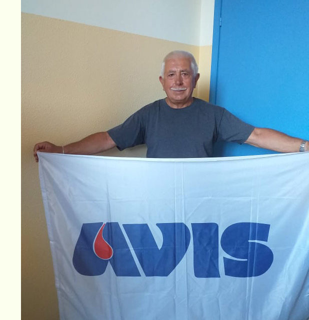 """La storia di """"Silver"""" donatore Avis doc, dai 28 anni fino a pensionato"""