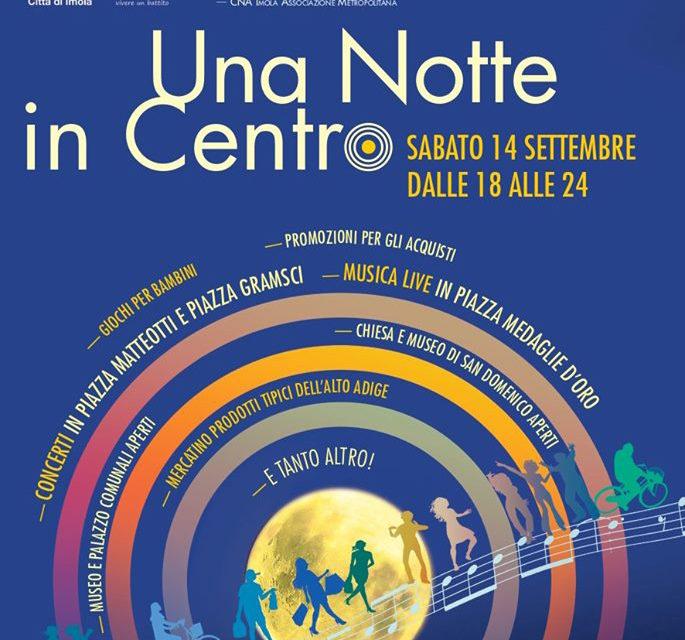 """""""Una Notte in Centro"""" con tanta musica e la celebrazione di De Andrè"""