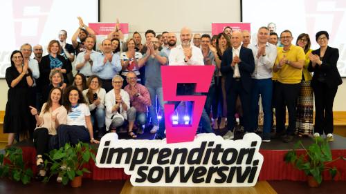 """Imprenditori Sovversivi"", un nuovo approccio imprenditoriale"