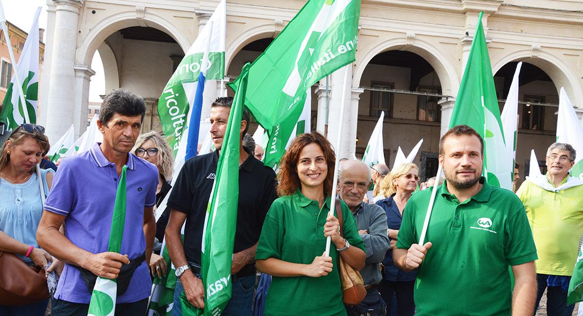 Bologna, un successo l'iniziativa per chiedere nuove politiche agricole