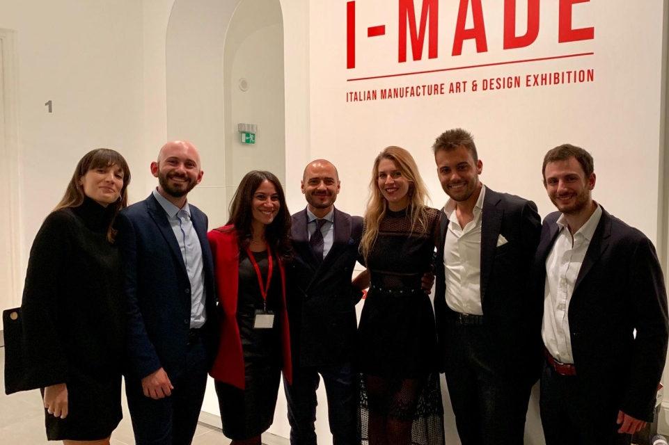 Londra parla made in Italy e made in Imola con Elena Foschi e la Florim