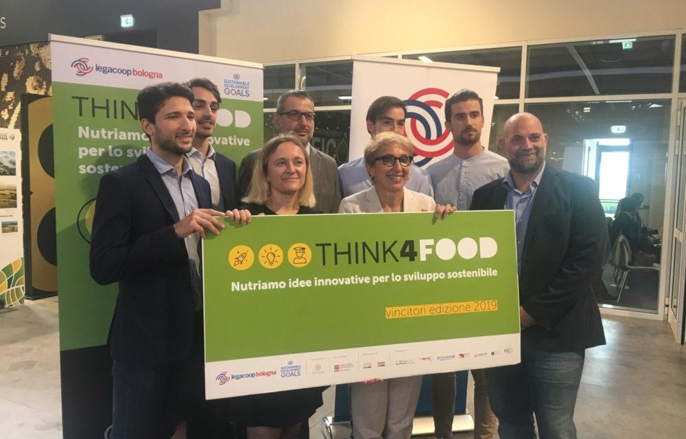 Startup, ricercatori e studenti, i premi di Think4Food 2019